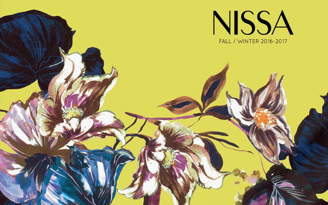 Nissa FALL WINTER 2016/2017